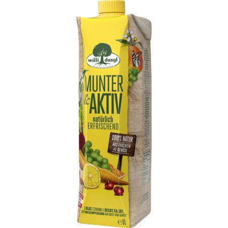DUNGL Munter und Aktiv 1,0 Liter