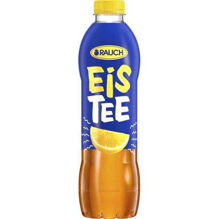 Rauch Eistee Zitrone 6er-Packung