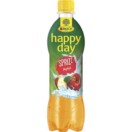 Rauch Happy Day Apfelsaft gespritzt 0,5 Liter