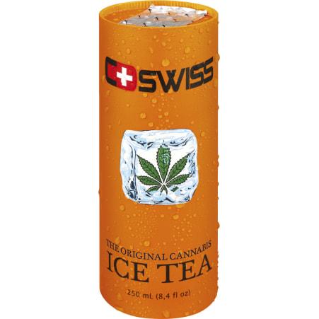 C+SWISS Cannabis Ice Tea Tray 12x 0,25 Liter