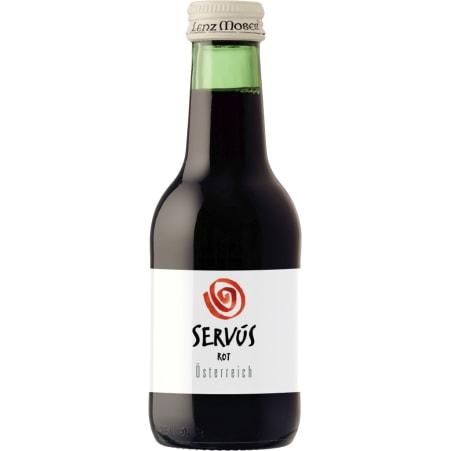 Servus Servus Rotwein Cuvée trocken 0,25 Liter