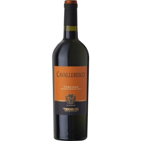 CAVALLERESCO Trambusti Rosso Toscana IGT