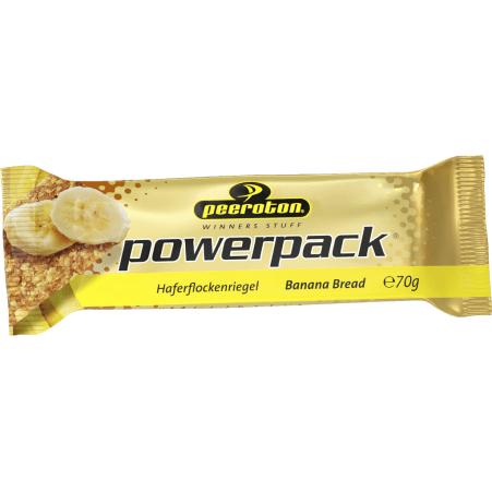 Peeroton  Powerpack Haferflockenriegel Banana Bread