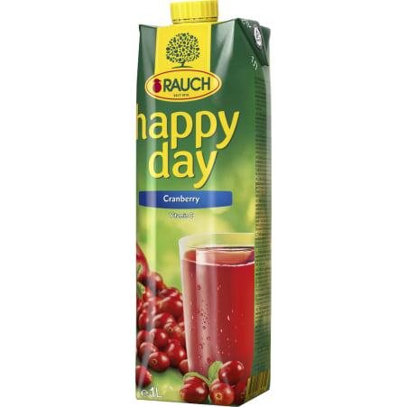 Rauch Happy Day Cranberry 1,0 Liter
