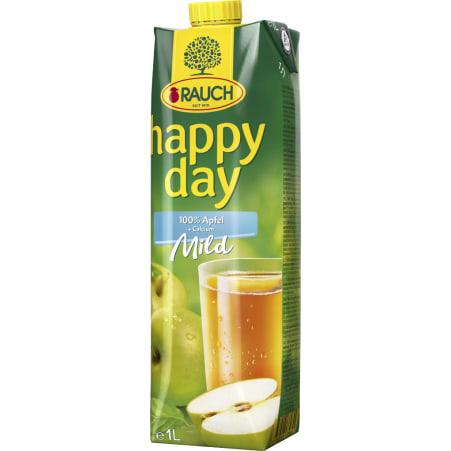 Rauch Happy Day Milder Apfel 1,0 Liter
