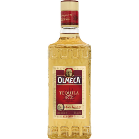 OLMECA Gold Tequila 38%