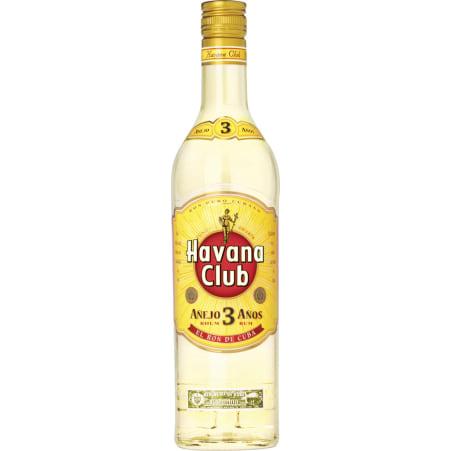 Havana Club Rum 3 Anos 40%