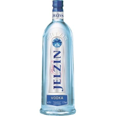 JELZIN Vodka klar 37,5%