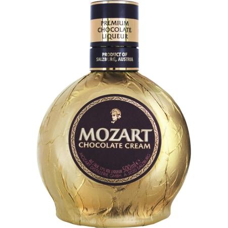 Mozart Chocolate Cream Likör 17%
