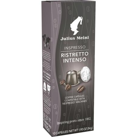 Julius Meinl Inspresso Ristretto Versetto 10 Kapseln