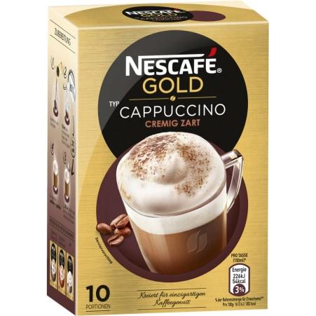 NESCAFE Gold Cappuccino cremig-zart entkoffeiniert