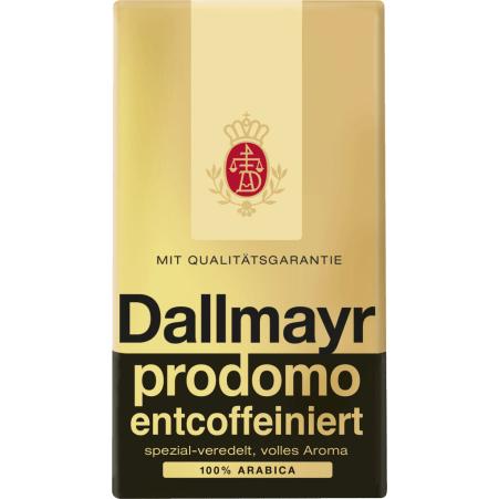 Dallmayr Prodomo gemahlen entkoffeiniert