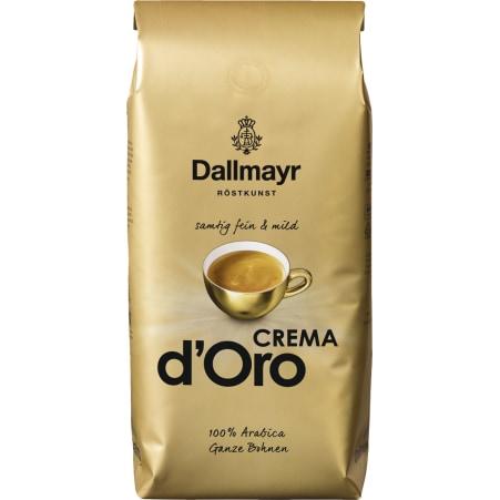 Dallmayr Crema d´Oro ganze Bohnen