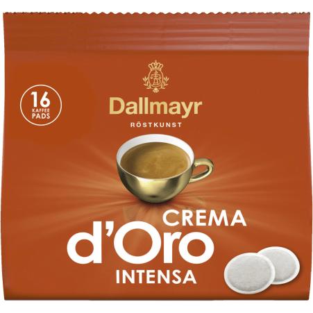 Dallmayr Crema d´Oro Intensa 16 Pads