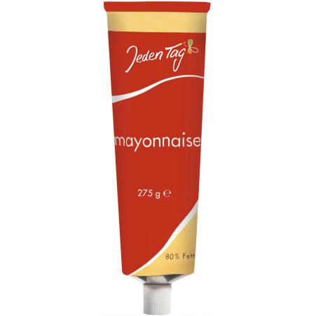 Jeden Tag Mayonnaise 80%
