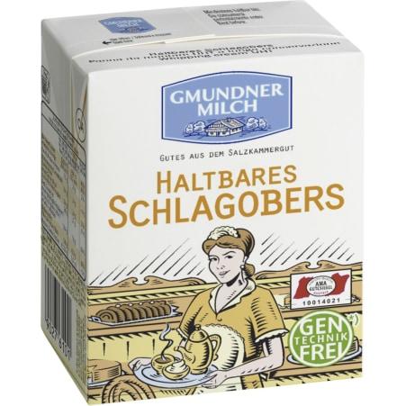 Gmundner Milch Haltbares Schlagobers 30%