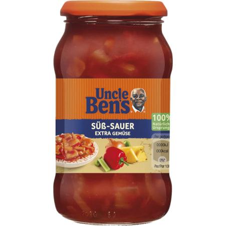 UNCLE BEN'S Chinesisch Süß-Sauer extra Gemüse
