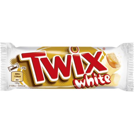 TWIX White Single