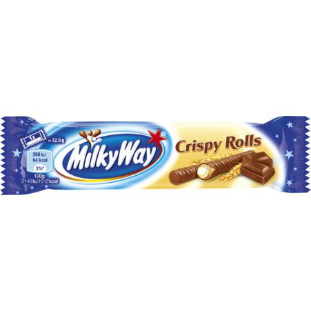 MILKY WAY Crispy Rolls Single