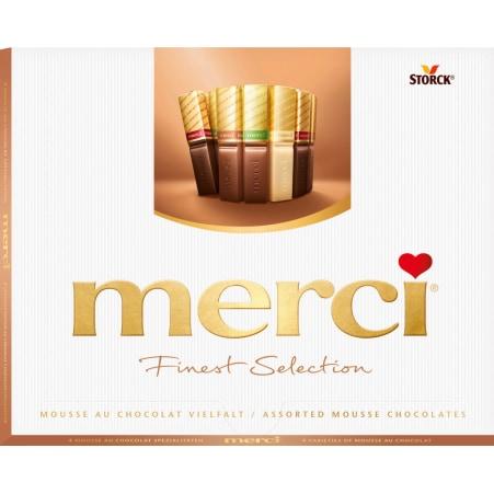 merci Vielfalt Merci Mousse au Chocolat