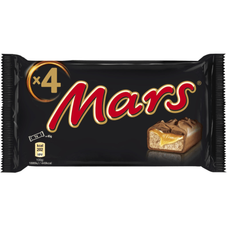 MARS Classic 4er-Packung