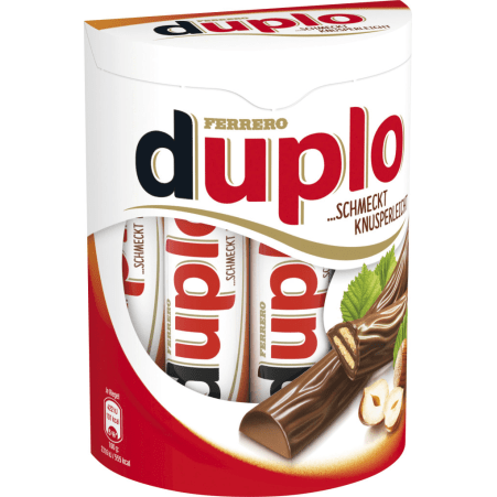 Duplo Duplo Riegel 10er-Packung