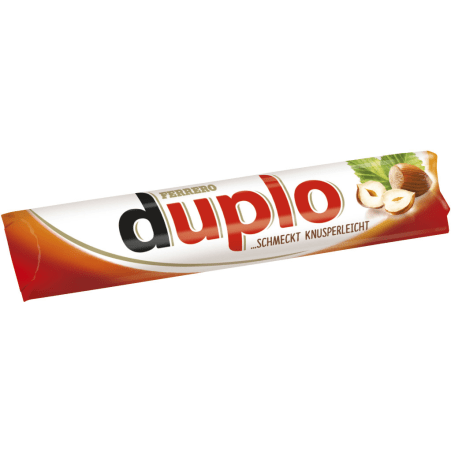 Ferrero Duplo Riegel Single