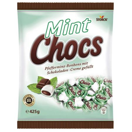 Bunte Welt Basis Sortiment Mint Chocs