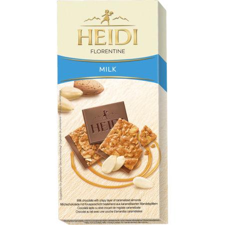 Heidi Schokolade Florentine Milk