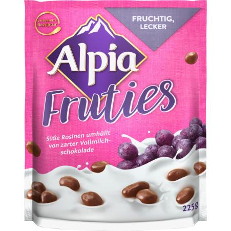 Alpia Fruties Rosinen in Schokolade