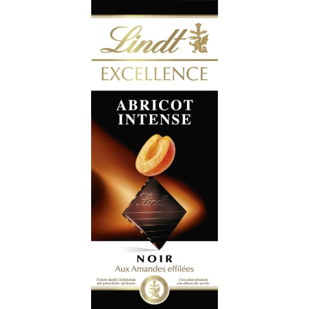 Lindt&Sprüngli Schokolade Excellence Aprikose