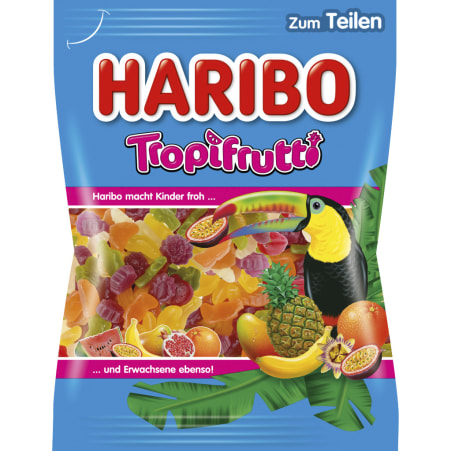HARIBO Tropi-Frutti 200 gr