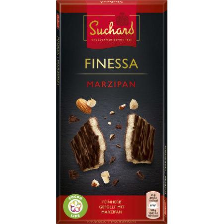 SUCHARD Schokolade Finessa Marzipan