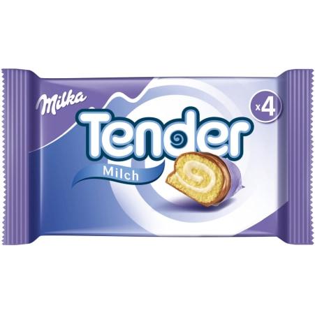 MILKA Tender Milch 4er-Packung