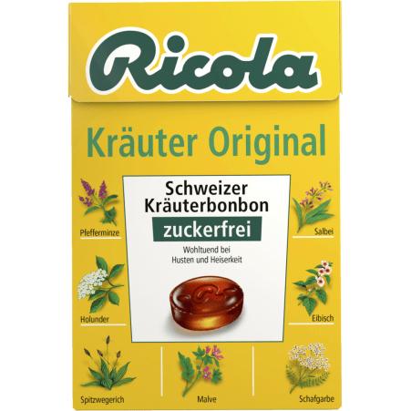 Ricola Kräuterbonbon Original 50 gr
