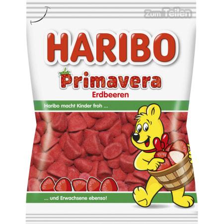 HARIBO Erdbeeren