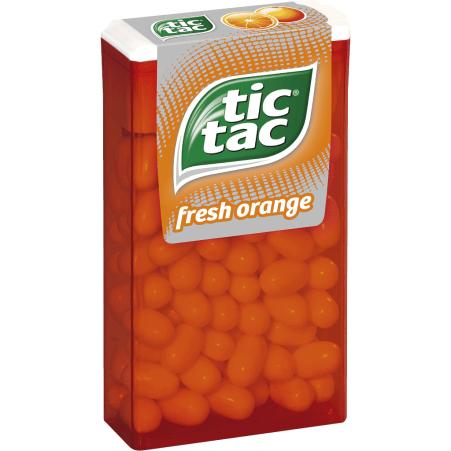 Tic Tac Fresh Orange 100er-Box
