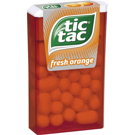 Tic Tac Fresh Orange