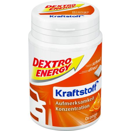 Dextro Energy Kraftstoff Traubenzucker Orange