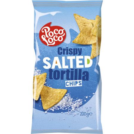 Poco Loco Chips Tortilla Salted