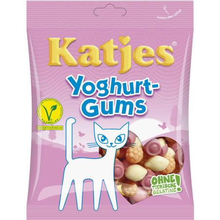 Katjes Fruchtgummi Yoghurt-Gums