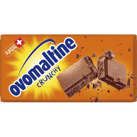 Ovomaltine Schokolade Crunchy Milch