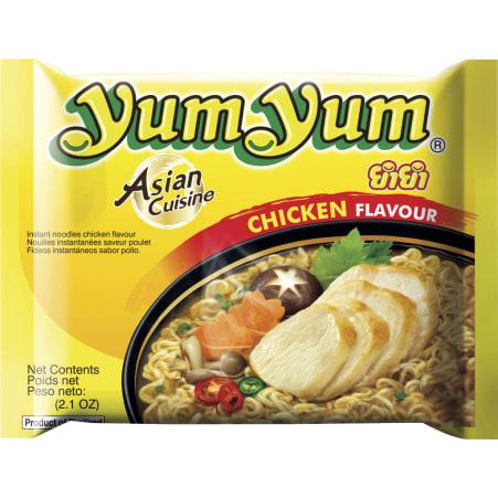 YUM YUM Instantnudeln mit Huhngeschmack