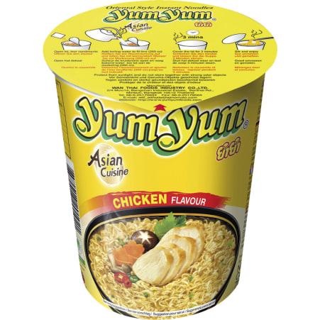 YUM YUM Instantnudeln Huhn Cup