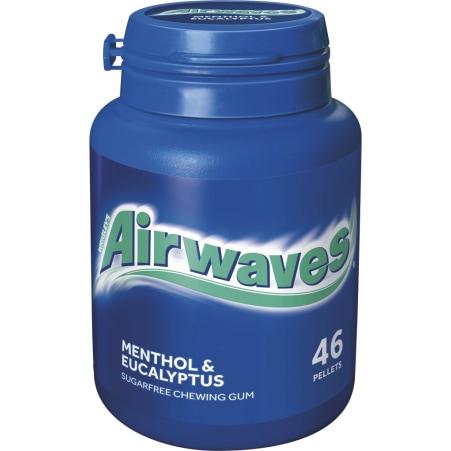 AIRWAVES Menthol und Eucalyptus Bottle