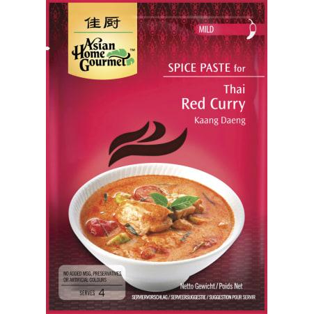 ASIAN HOME GOURMET Thai Red Curry