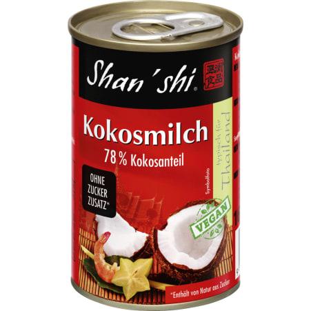 Shan´shi Kokosmilch 0,165 Liter
