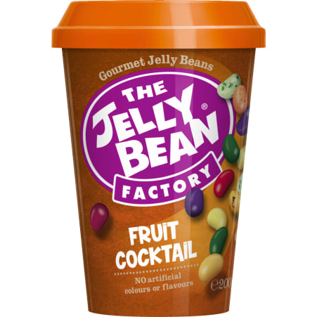 The Jelly Bean Factory Jelly Beans Fruit Cocktail