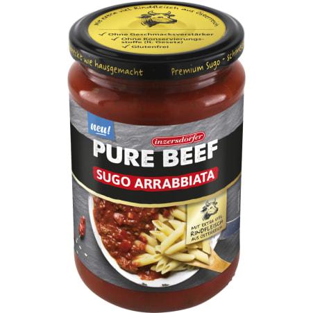 Inzersdorfer Pure Beef Sugo Arrabbiata