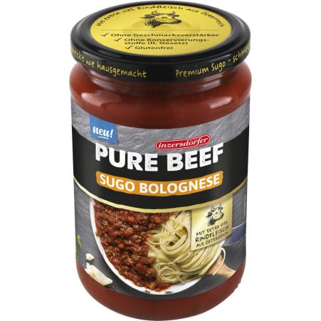 Inzersdorfer Pure Beef Sugo Bolognese